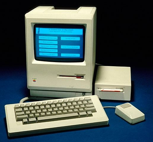 "Apple ""Classic"" Macintosh Personal Computer, 1984"
