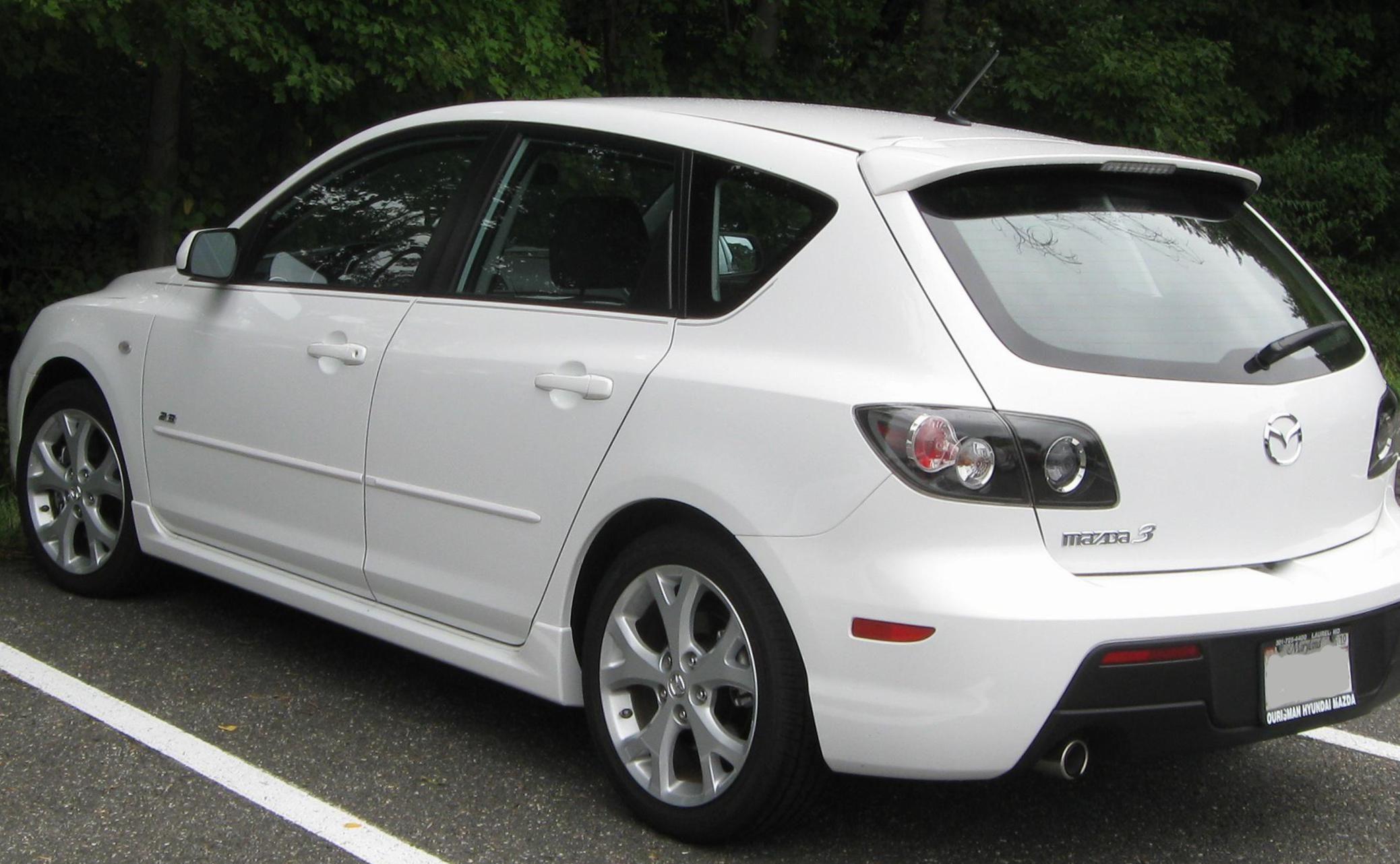 3 Hatchback Mazda Lease Http Autotras