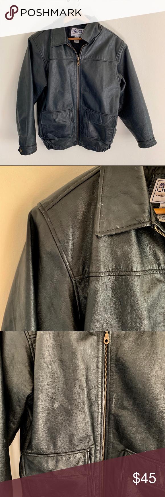 Cherokee Leather Jacket Leather Jacket Clothes Design Fashion [ 1740 x 580 Pixel ]