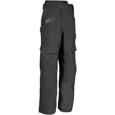 Firstgear Tpg Escape Motorcycle Pants 42  Black