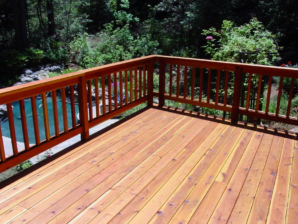 Redwood deck dream homes pinterest decking and patio gazebo redwood deck baanklon Image collections