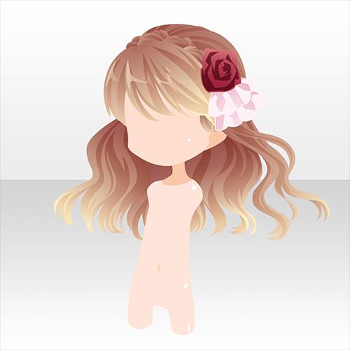 Peinado Anime Hair Chibi Hair Manga Hair