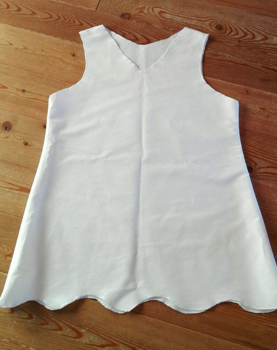 schlumpfine kleid