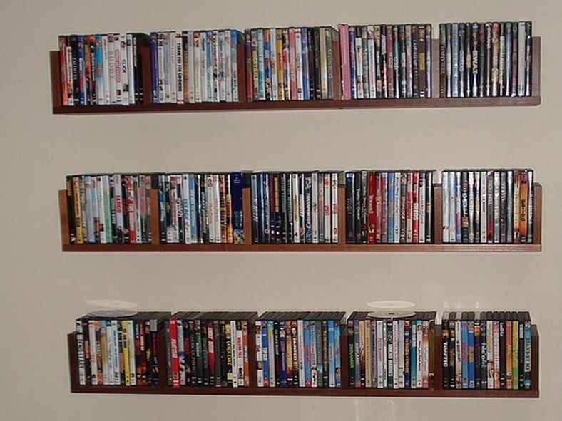 Dvd Storage Ideas 25+ dvd storage ideas you had no clue about | dvd storage, storage