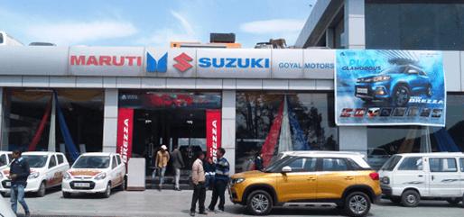 Suzuki Car Dealership >> Goyal Motors Is A Maruti Suzuki Arena Dealer In Taradevi