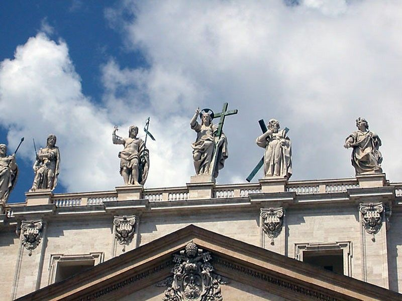 Exterior San Pedro ROMA
