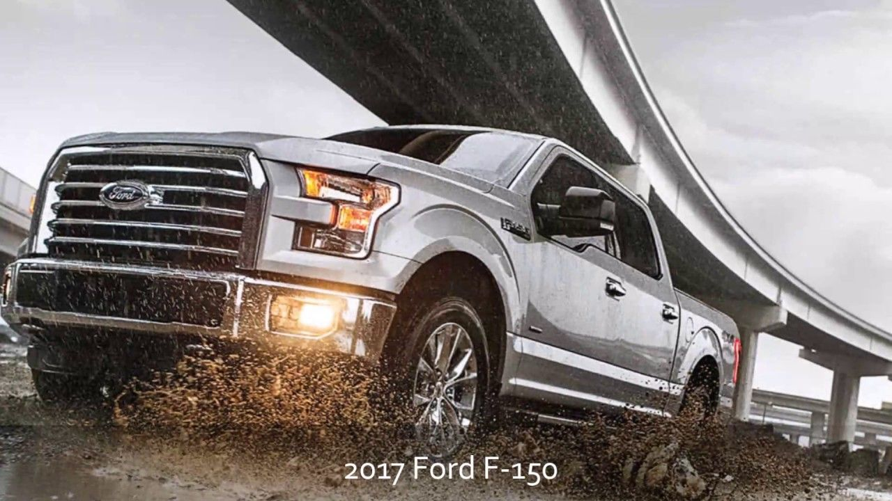 2017 Ford F 150 At Phil Fitts Ford Serving Pittsburgh Pa And