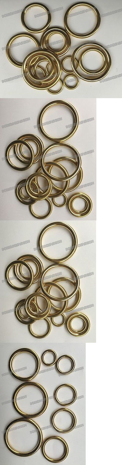 Rings 113341: O Rings Pure Cupper Brass Seamless Copper Buckle ...
