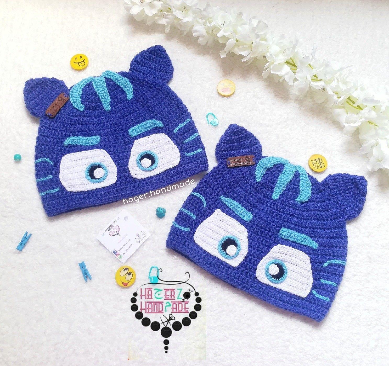 Catboy Crochet Hat Crochet Hats Crochet Catboy