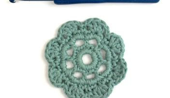 [How to] Beautiful Crochet Motif for Free