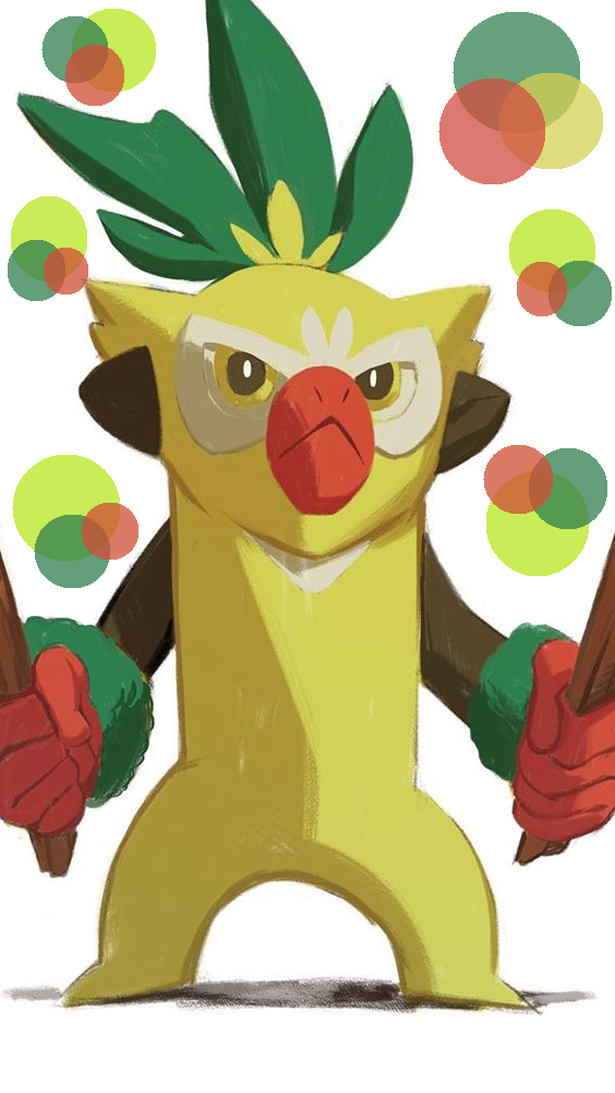 Thwackey Pokemon Pokemon Art Pokemon Special Grookey location in pokemon sword & shield: thwackey pokemon pokemon art