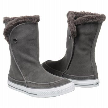 Converse Chuck Taylor All Star Beverly Mid, Boots femme