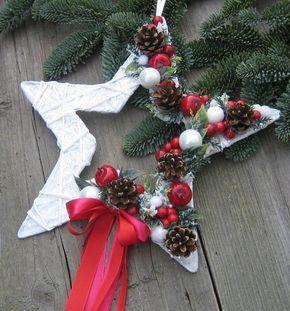 Vánoční hvězdička / Zboží prodejce Silene | Fler.cz #couronnedenoelfaitmain