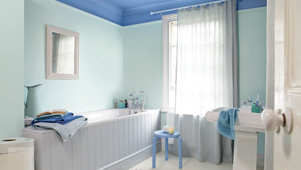 Dulux bathroom ideas - Bathrooms Rooms Dulux