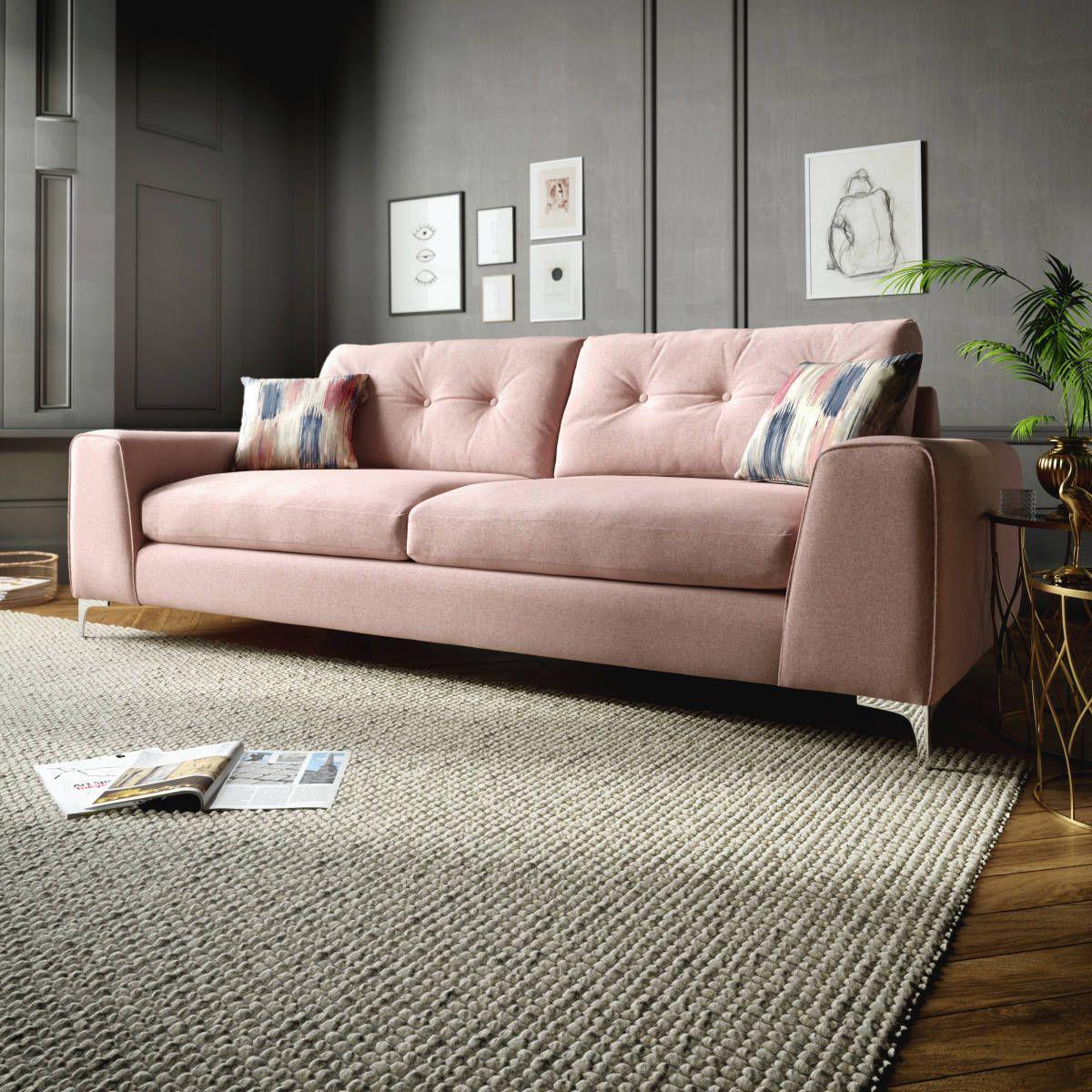 Demure Sofology Chesterfield Sofa Sofa Demure