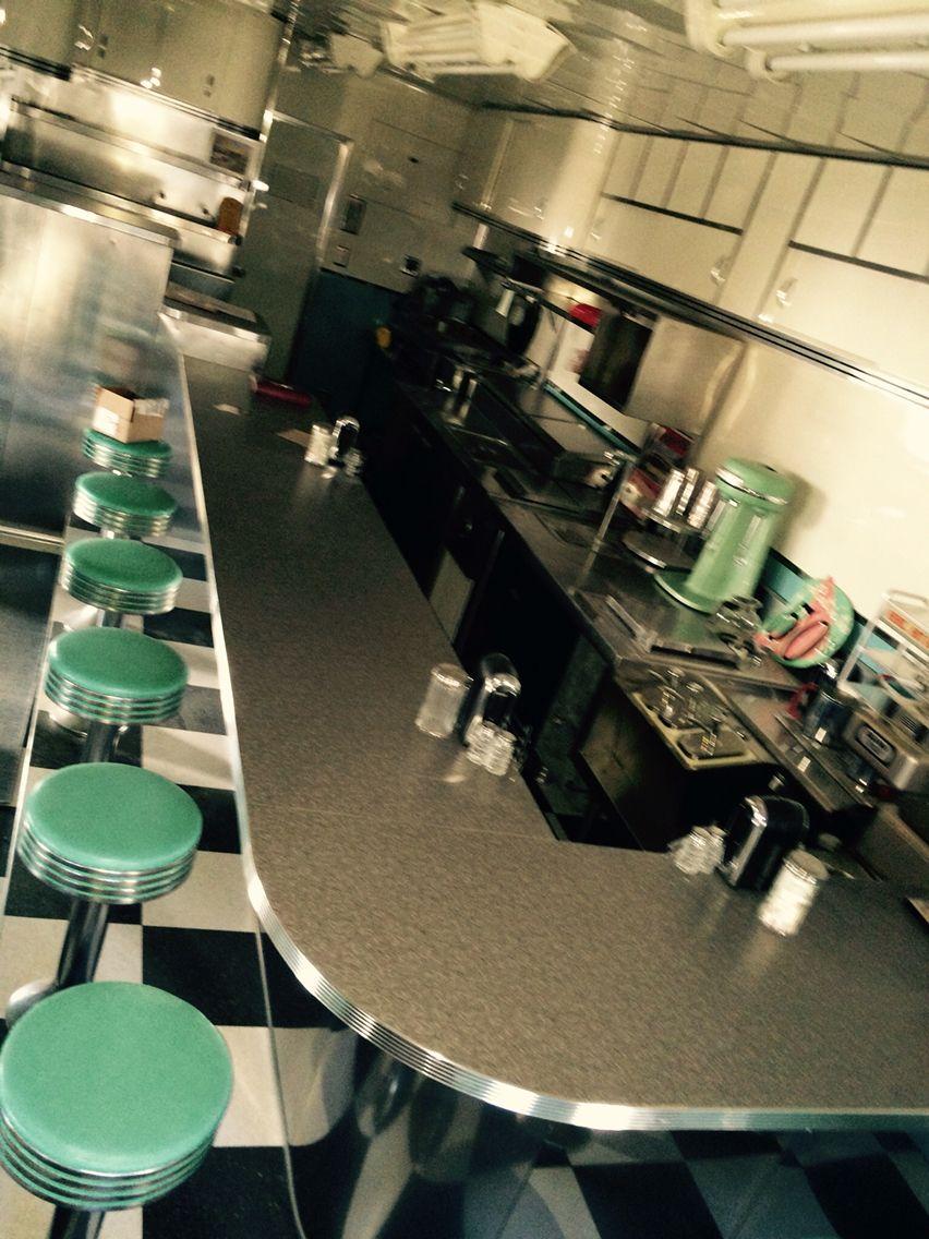 Valentine Diner Restored By Jerry And Jason Jones Of Guthrieok