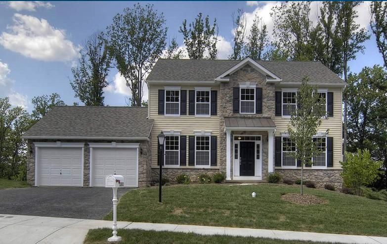 The Crossing At Bailey Station Homes For Sale In Downingtown Pa