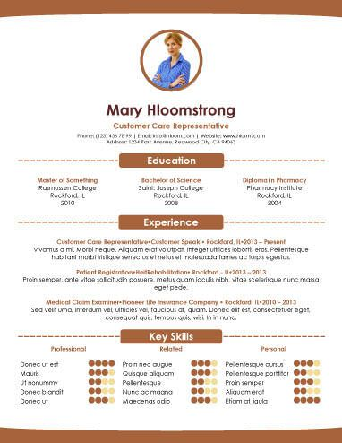 Ardent - Free Resume Template by Hloom Infographic \ Visual - real free resume templates