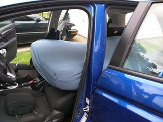 Car Camping in a Compact Car : 7 Steps (with Pictures) - Instructables