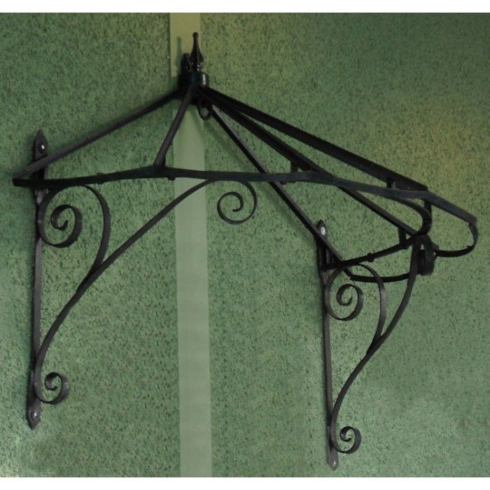 Image result for wrought iron canopy around victorian front door & Image result for wrought iron canopy around victorian front door ...