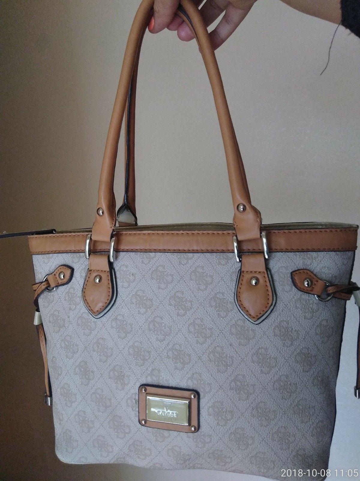 Guess Handbag Gently Used 7 49