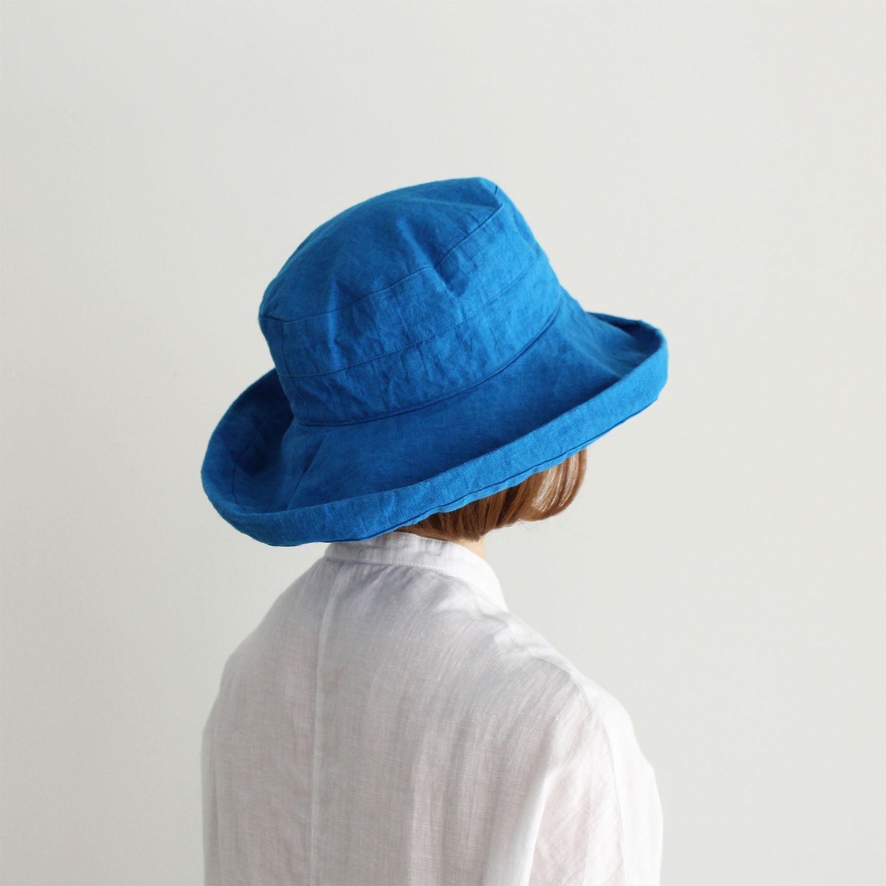 linen hat manon