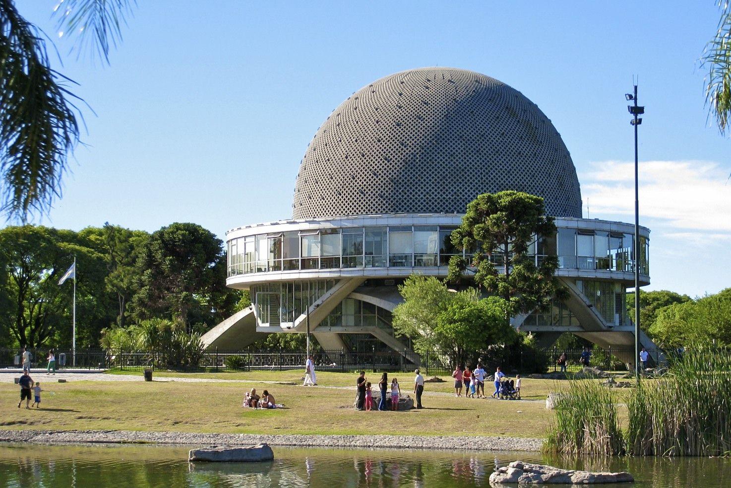 Argentina - Planetario Galileo Galilei