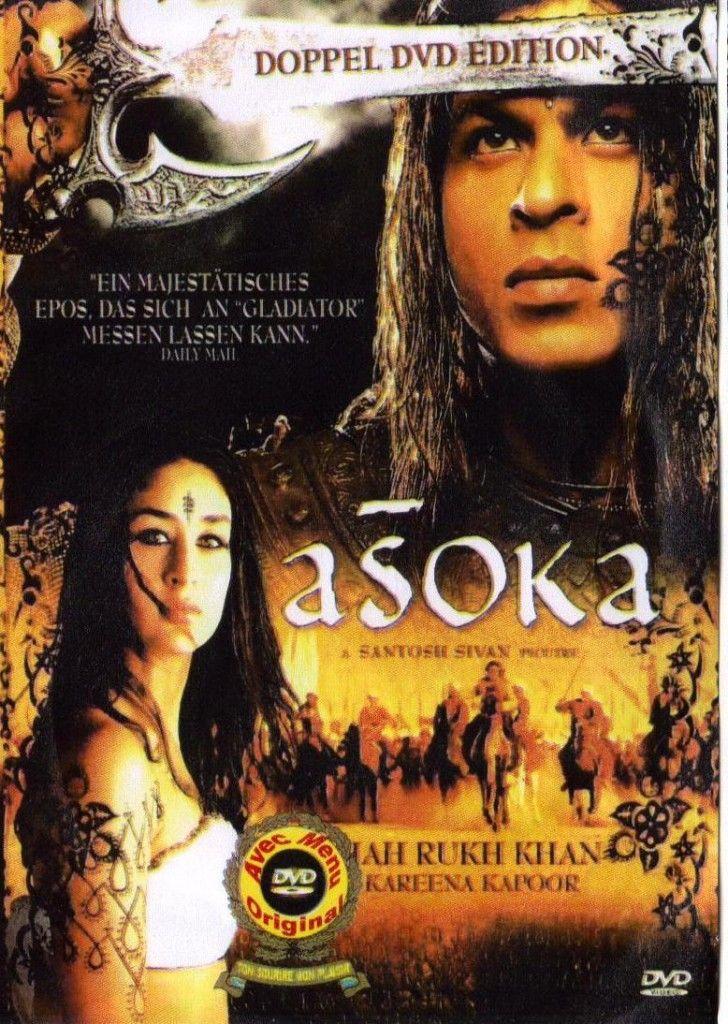 Asoka kareena's first movie with srk. It was a really good movie.