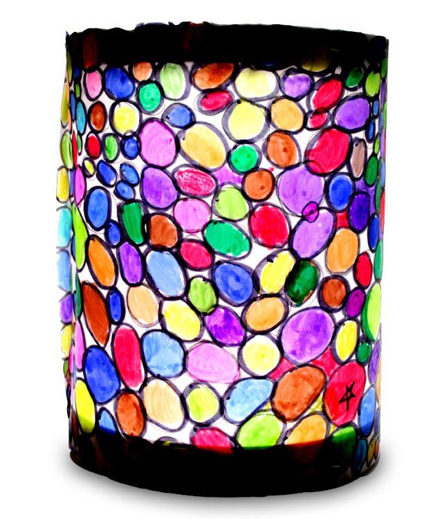 Laterne von sumejja 8 laternenwerkstatt for Laterne dekorieren herbst