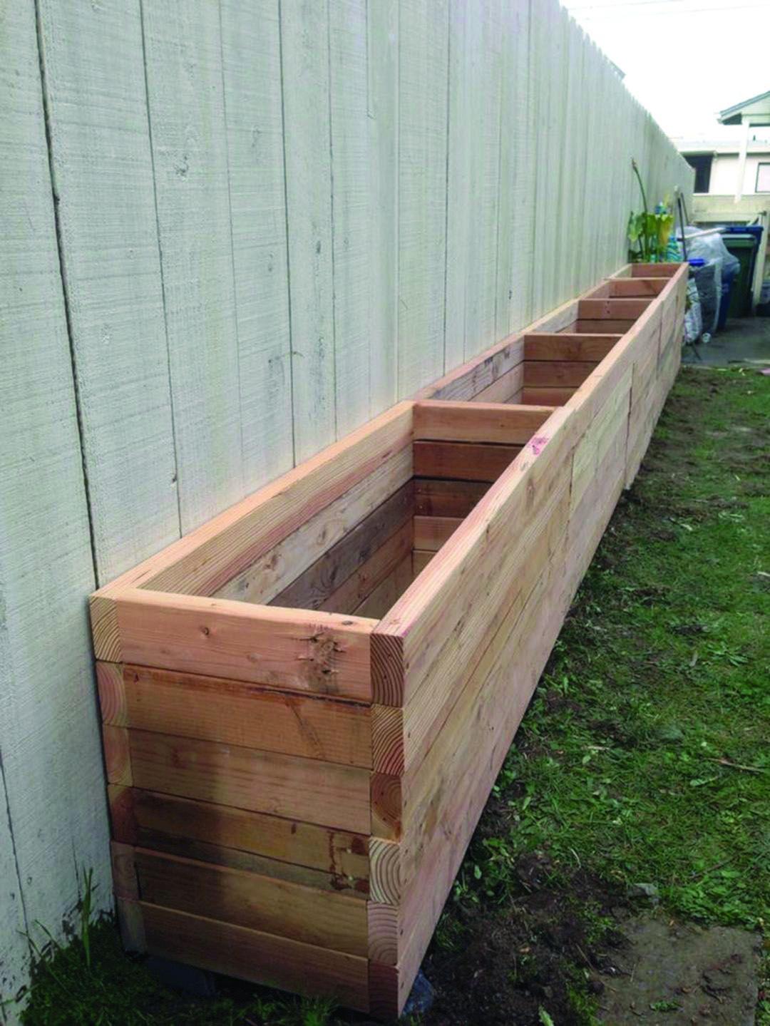 Exceptional Diy Farmer Box Program Designs As Well As Concepts Dova Home Diy Garden Fence Diy Raised Garden Diy Wooden Planters