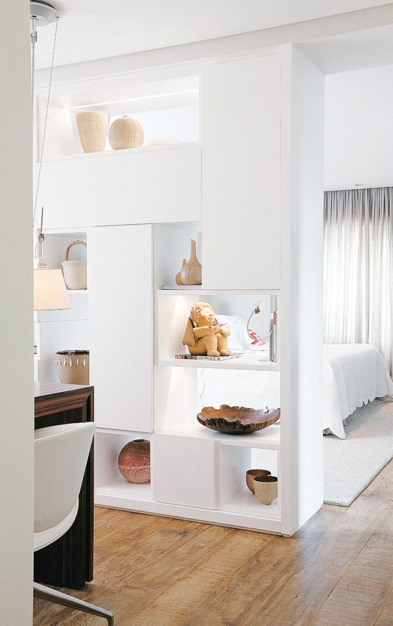 Home Office Room Divider. Find other creative ways to divide a room ...