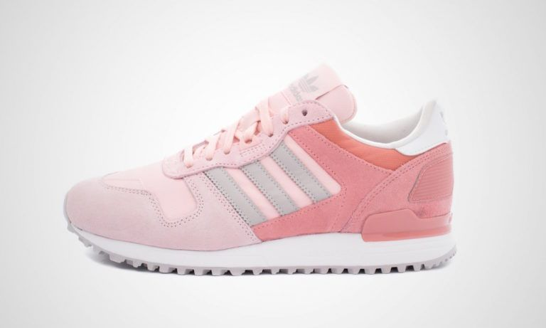 adidas ZX 700 W – Vapour Pink in 2020 | Turnschuhe, Adidas