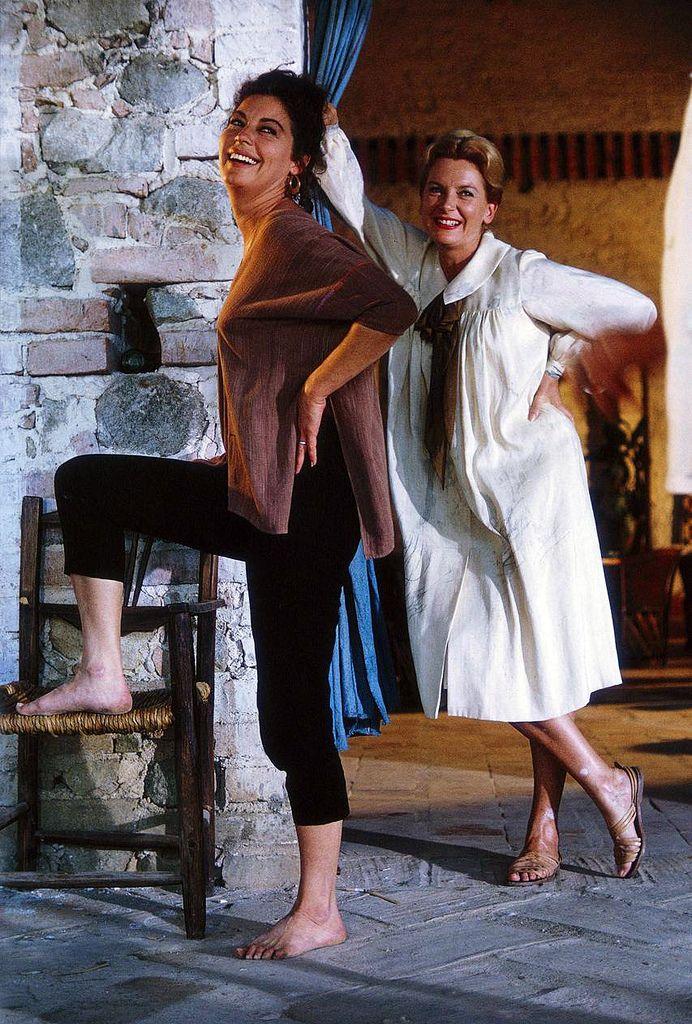 Ava Gardner, Deborah Kerr
