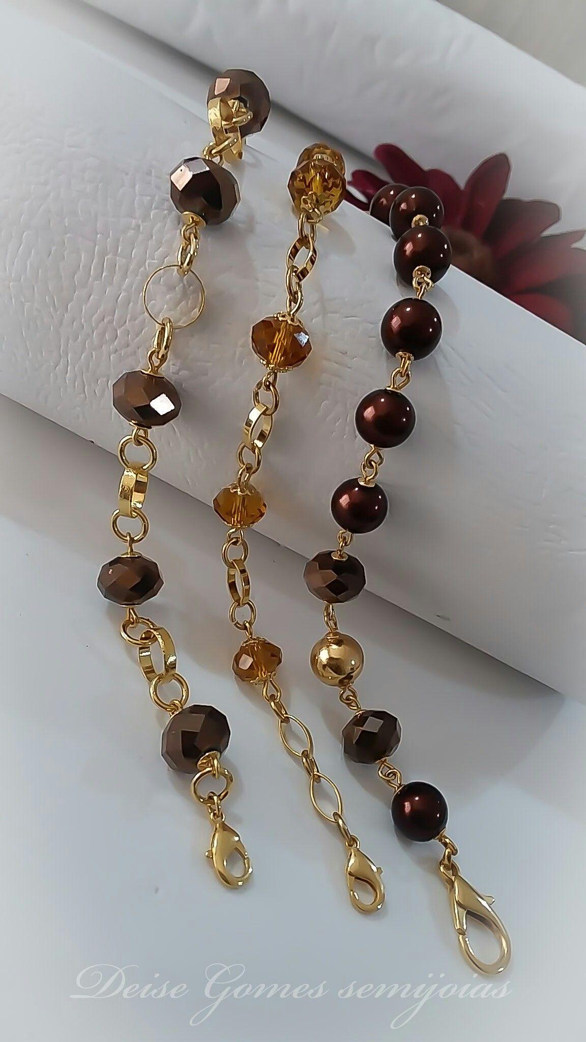 1e290009901c Beaded jewelry Pulseras De Joyería