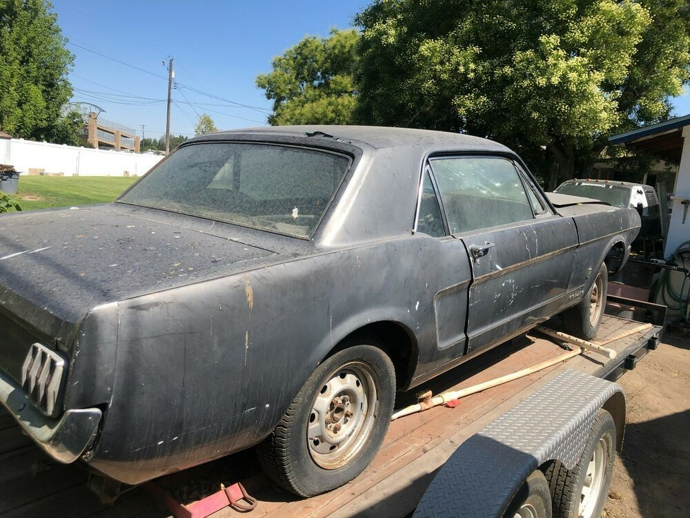 1965 Ford Mustang 1965 Mustang Shell Body Only In 2020 1965 Mustang Ford Mustang 1965 Mustang