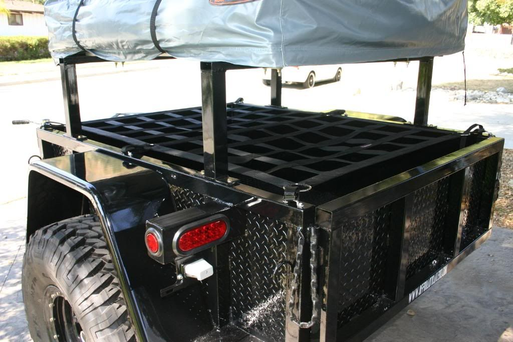Original We Saw Everything From Professionally Built $245,000 Unimogs To Jeeps, Pickups, And Homemade Converted Camper Creations Built From Retired Fire And Military Vehicles Youre Sure To Find Lots Of Ideas For  Like This AllPro OffRoad