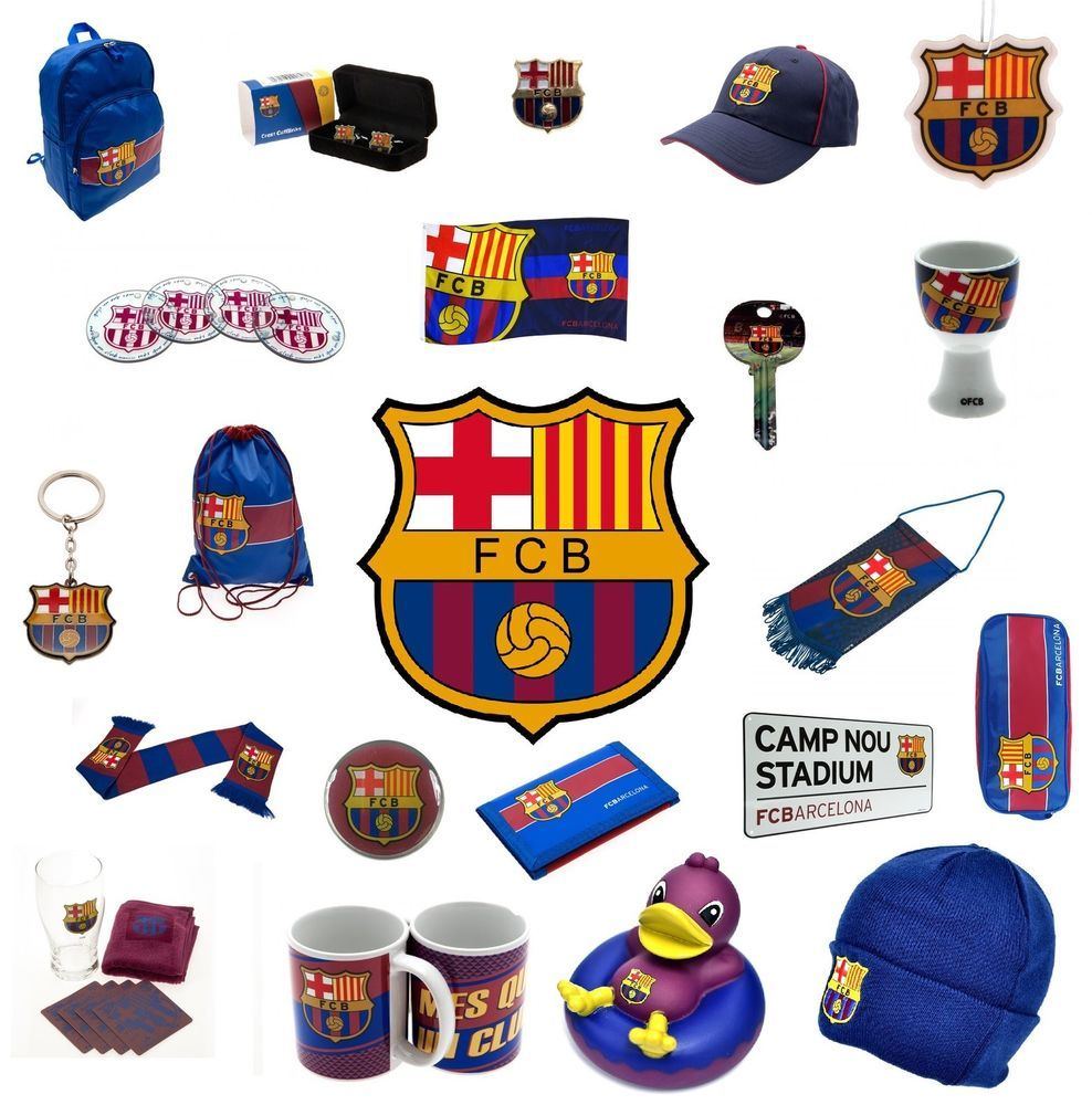 F.C BARCELONA - Official Football Club Merchandise (Gift, Xmas ...
