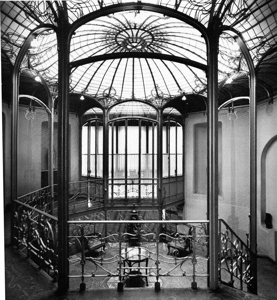 Hotel Van Eetvelde Victor Horta