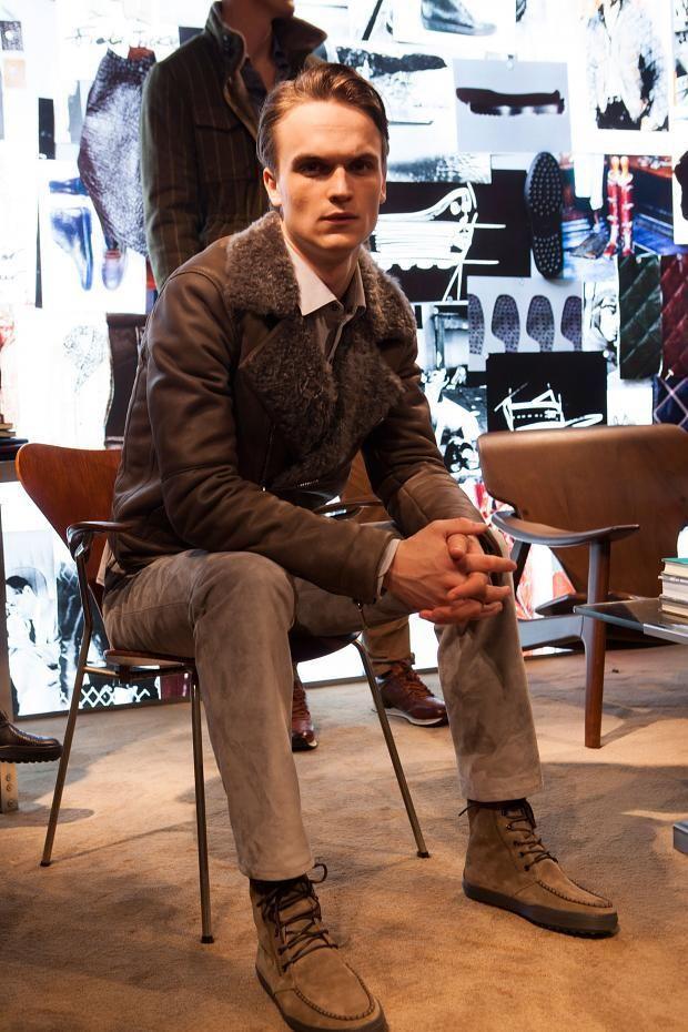 Tod's Men's Fall Winter 2015 Otoño Invierno #Menswear #Trends #Tendencias #Moda Hombre
