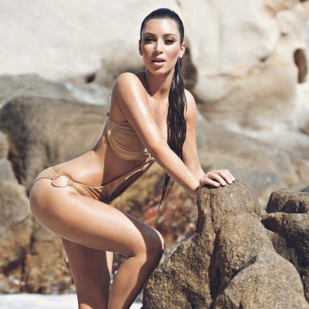 Kim kardashian new sexy photos