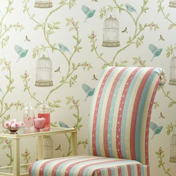 Birdcage Walk Wallpaper Birdcage Wallpaper Wallpaper Uk Nina Campbell Wallpaper