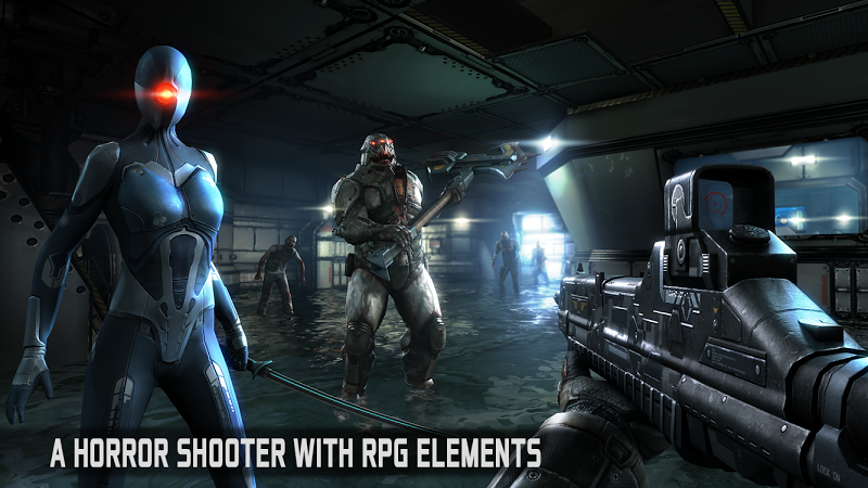 Pin by SeKaiNoost Mod Apk on apk | Shooting games, Third