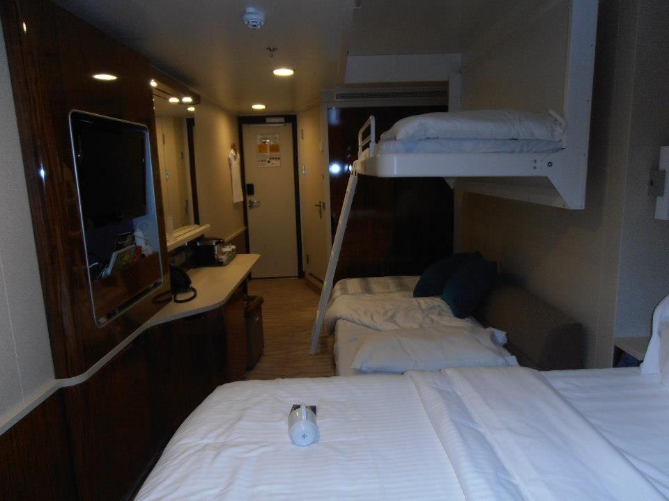 Norwegian Cruise Escape Balcony Room