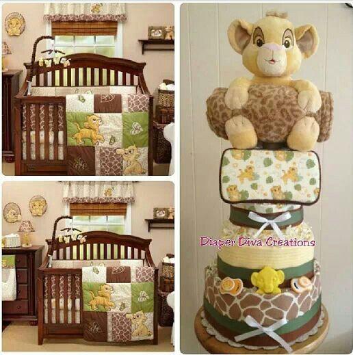 Lion King Nursery