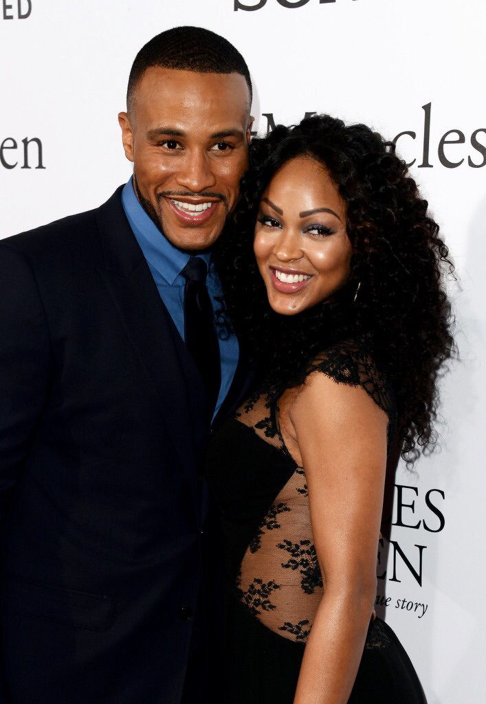 Pin By Vintageshe On Black Love Famous Celebrity Couples Megan