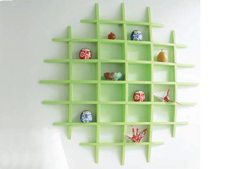 Home Dzine How To Make A Knick Knack Shelf Knick Knack Shelf Kids Room Organization Shelves