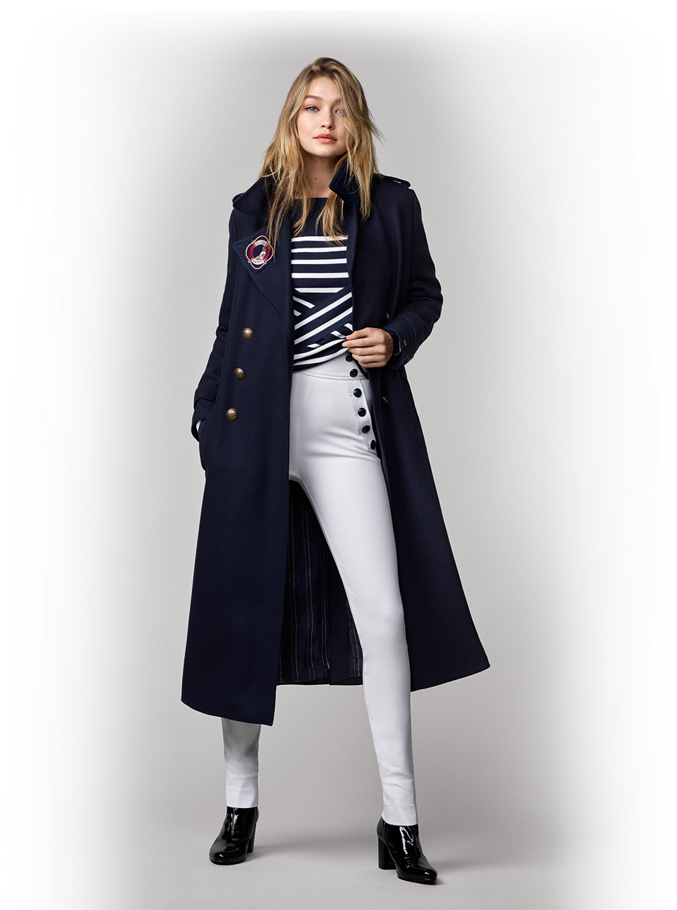 TOMMYxGIGI for Women   Tommy Hilfiger   (16-17)Street Style (autumn ... 646f3d796f
