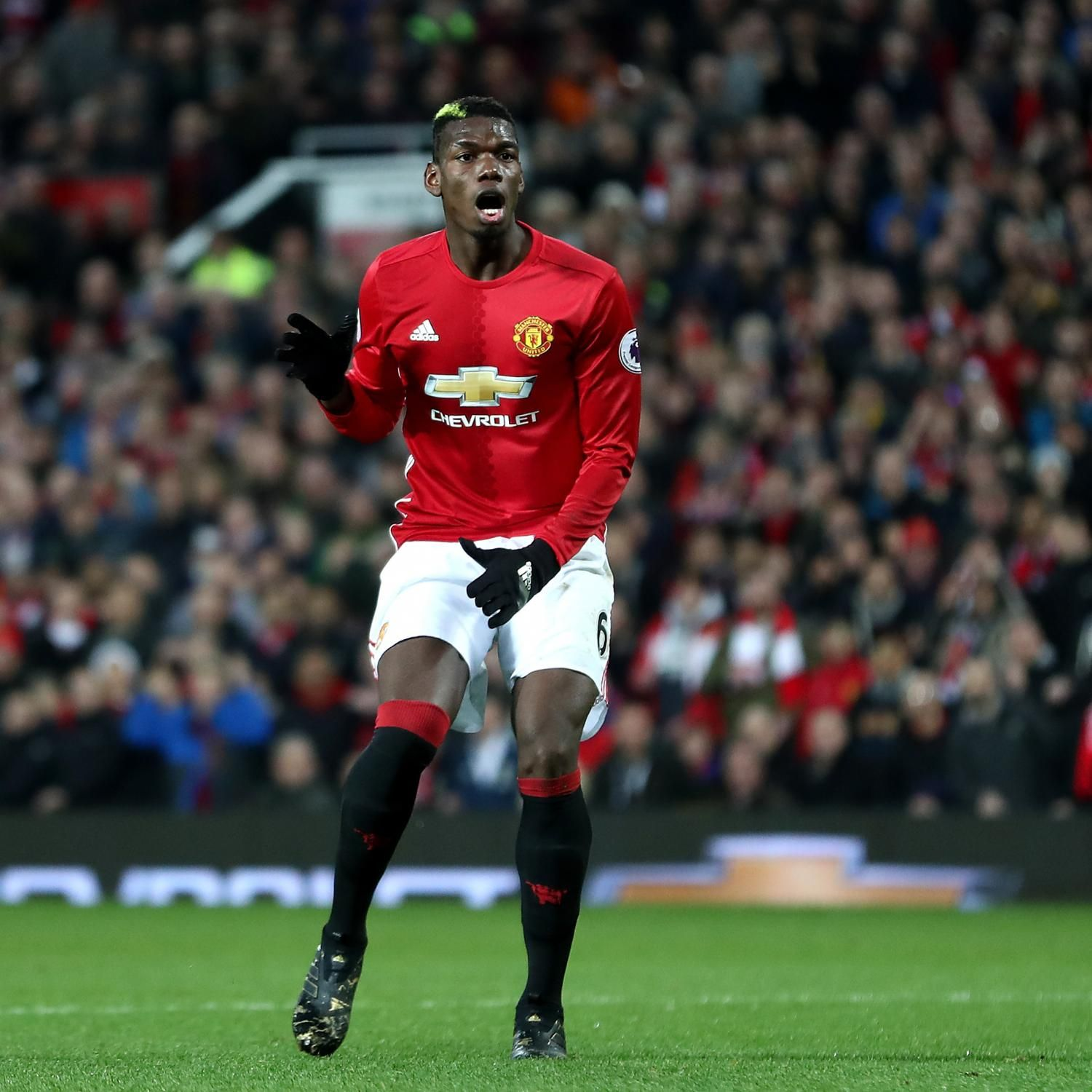 Paul Pogba Branded Useless by Eamon Dunphy After Manchester