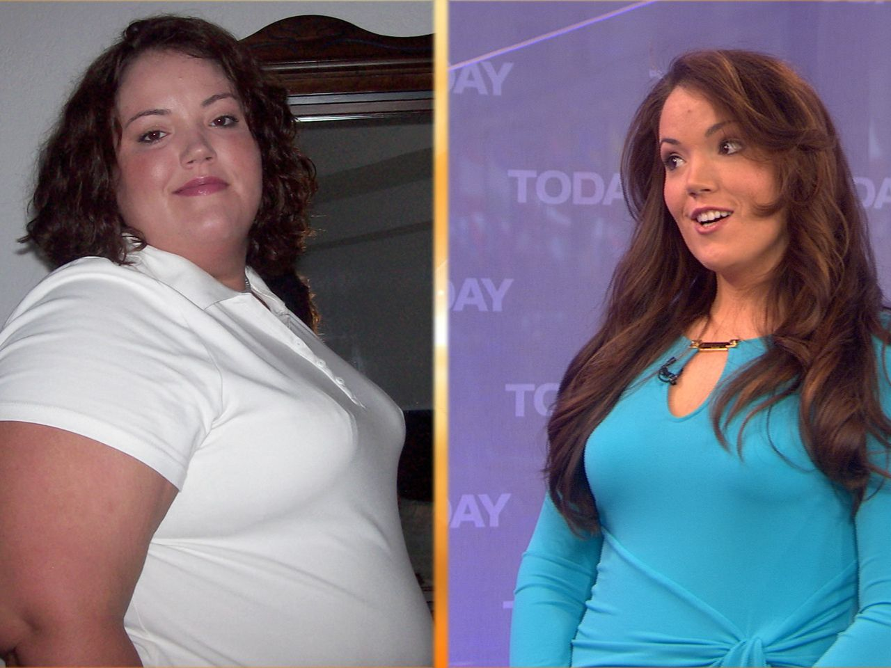 Woman drops 157 pounds, shows off new body