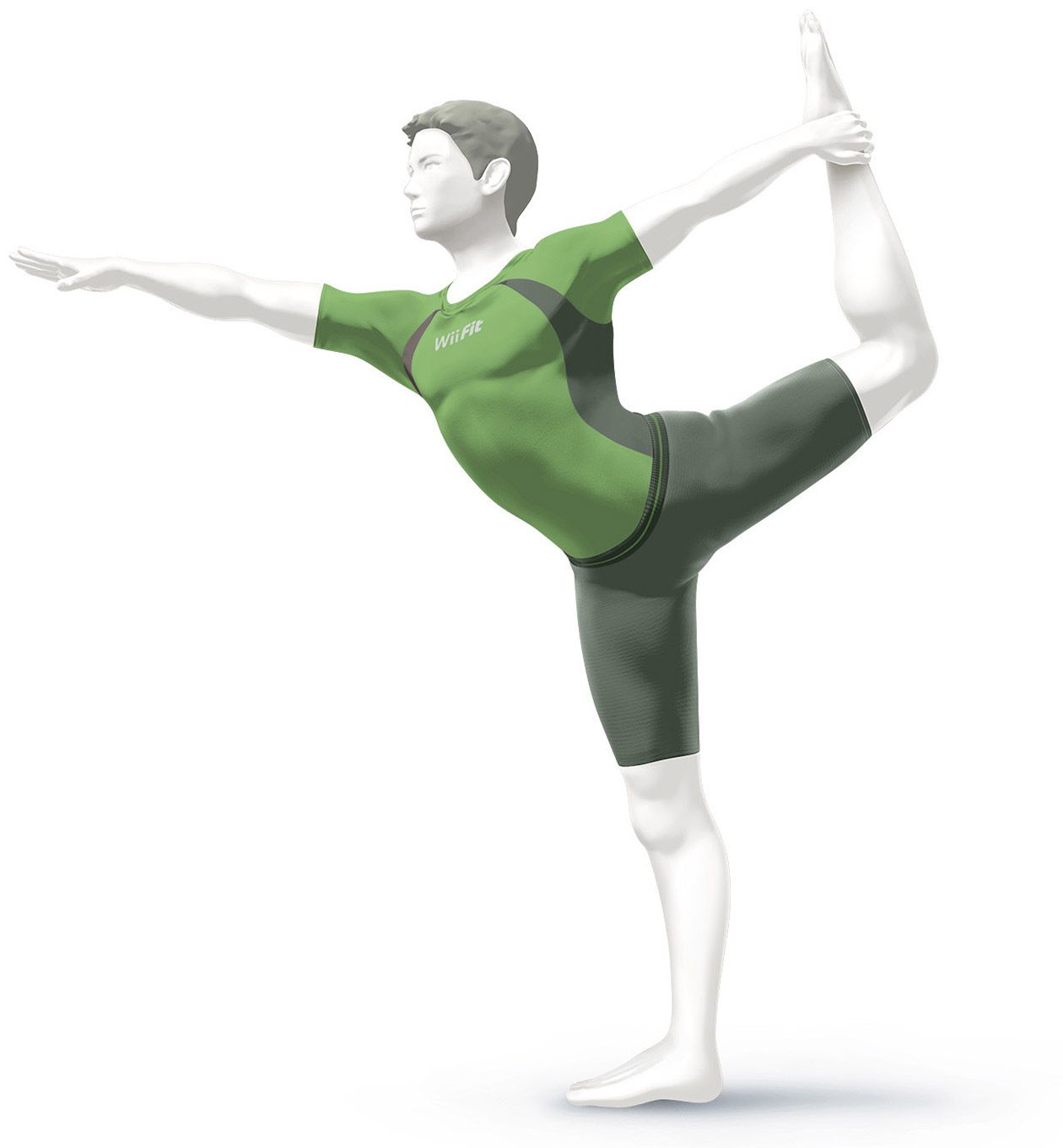 Wii Fit Trainer Color Swap - Characters & Art - Super Smash Bros ...